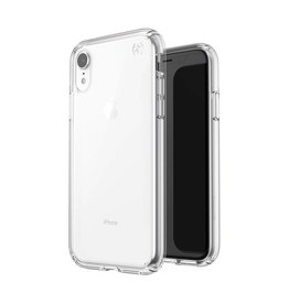 Speck Speck | Clear Presidio Fitted Hard Shell Case for iPhone XR 1193905085