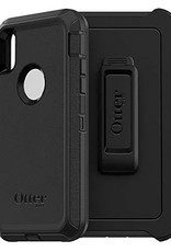LifeProof Otterbox   iPhone XR Defender Protective Case Black   120-0766