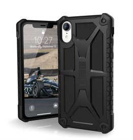 UAG UAG | iPhone XR Monarch Rugged Case Black (Matte) | 120-0900