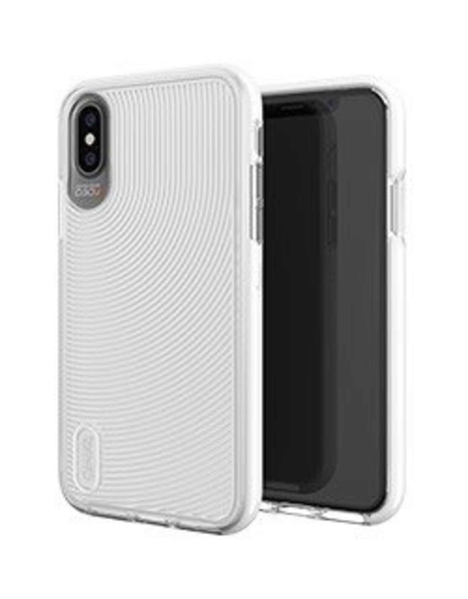 GEAR4 GEAR4 | iPhone X/Xs D3O White Battersea Case | 15-03709