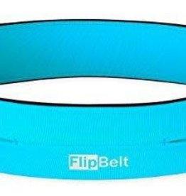FlipBelt FlipBelt | Zipper Aqua EXTRA SMALL XS | FB0200-AQA-XS