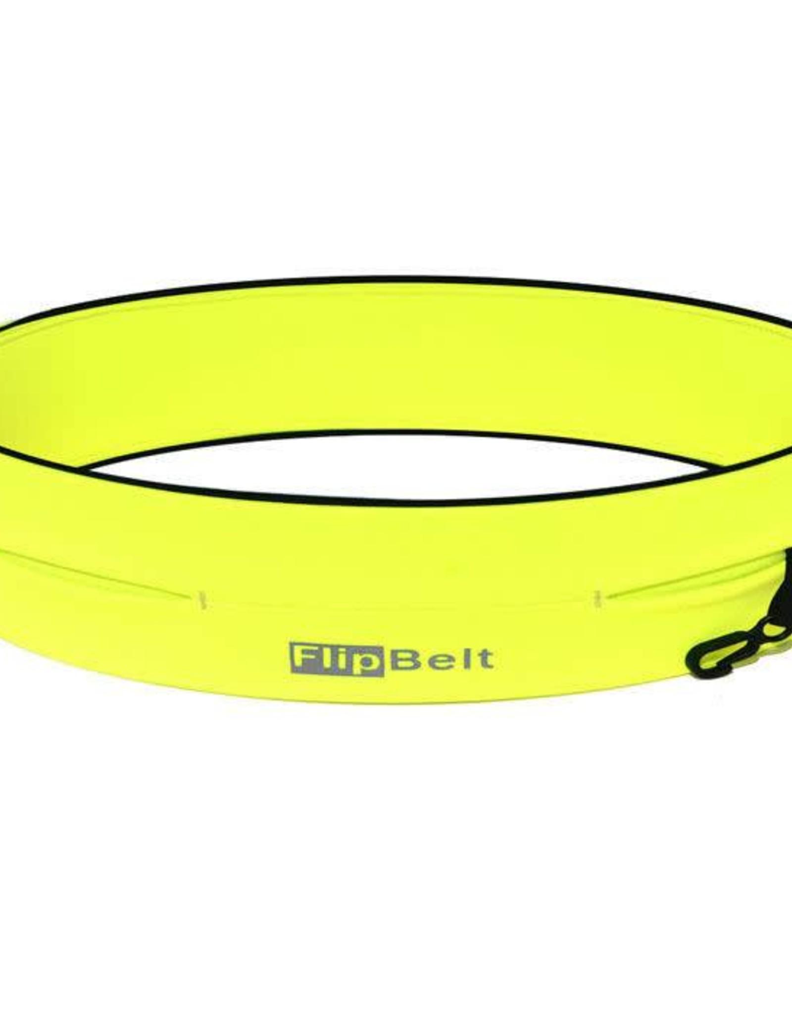 FlipBelt | V1.1 Nuclear Yellow - XS EXTRA SMALL | FB0114-NEOY-XS