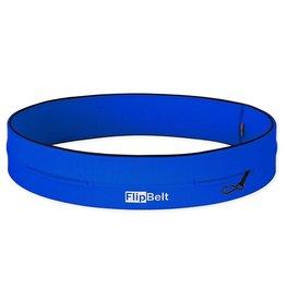 "FlipBelt FlipBelt | Classic Running Belt Royal Blue Large 32""-35"" | FB0114-ROYL-L"