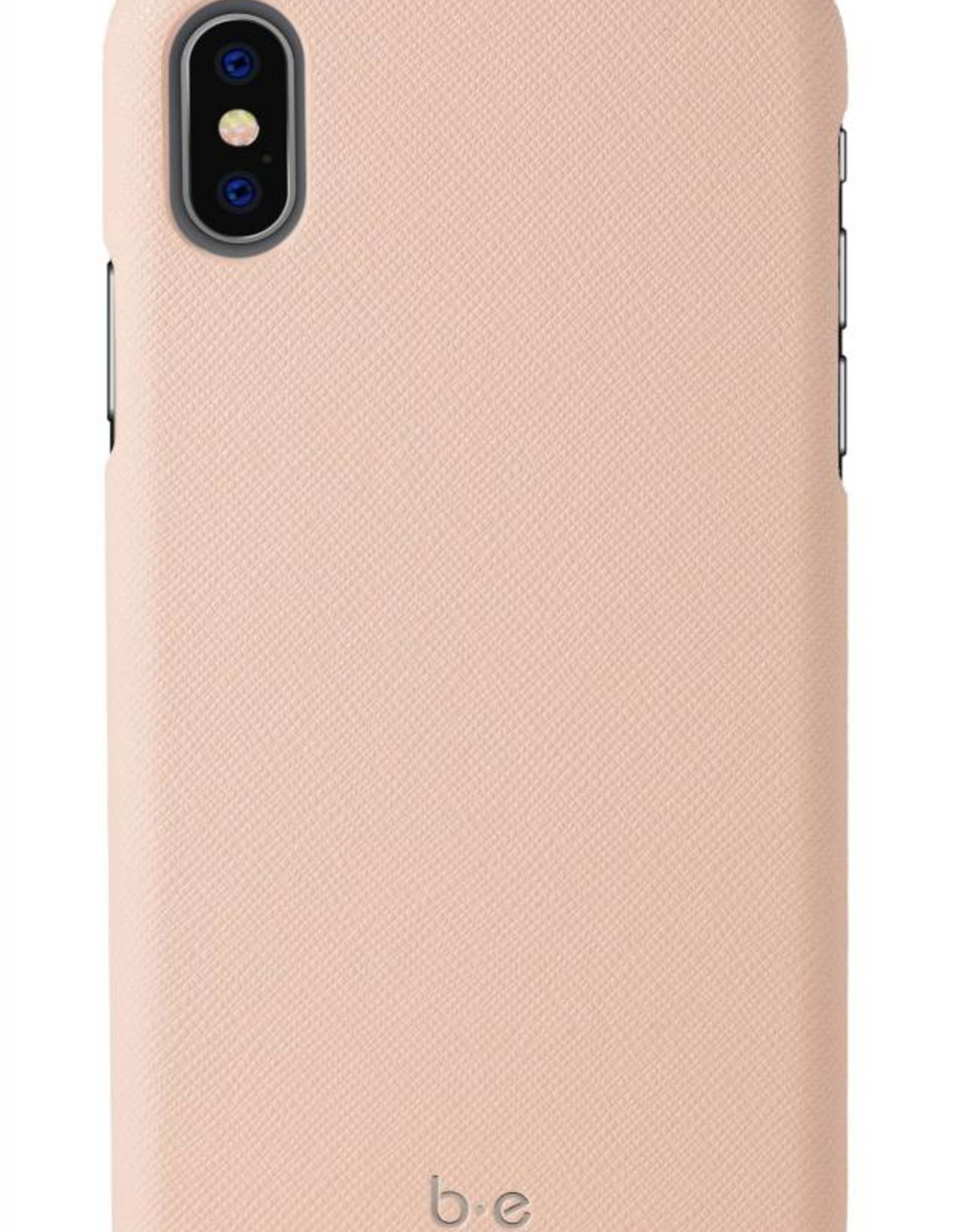 Blu Element Blu Element | iPhone X/Xs Saffiano Case Pink Champagne | 120-1270