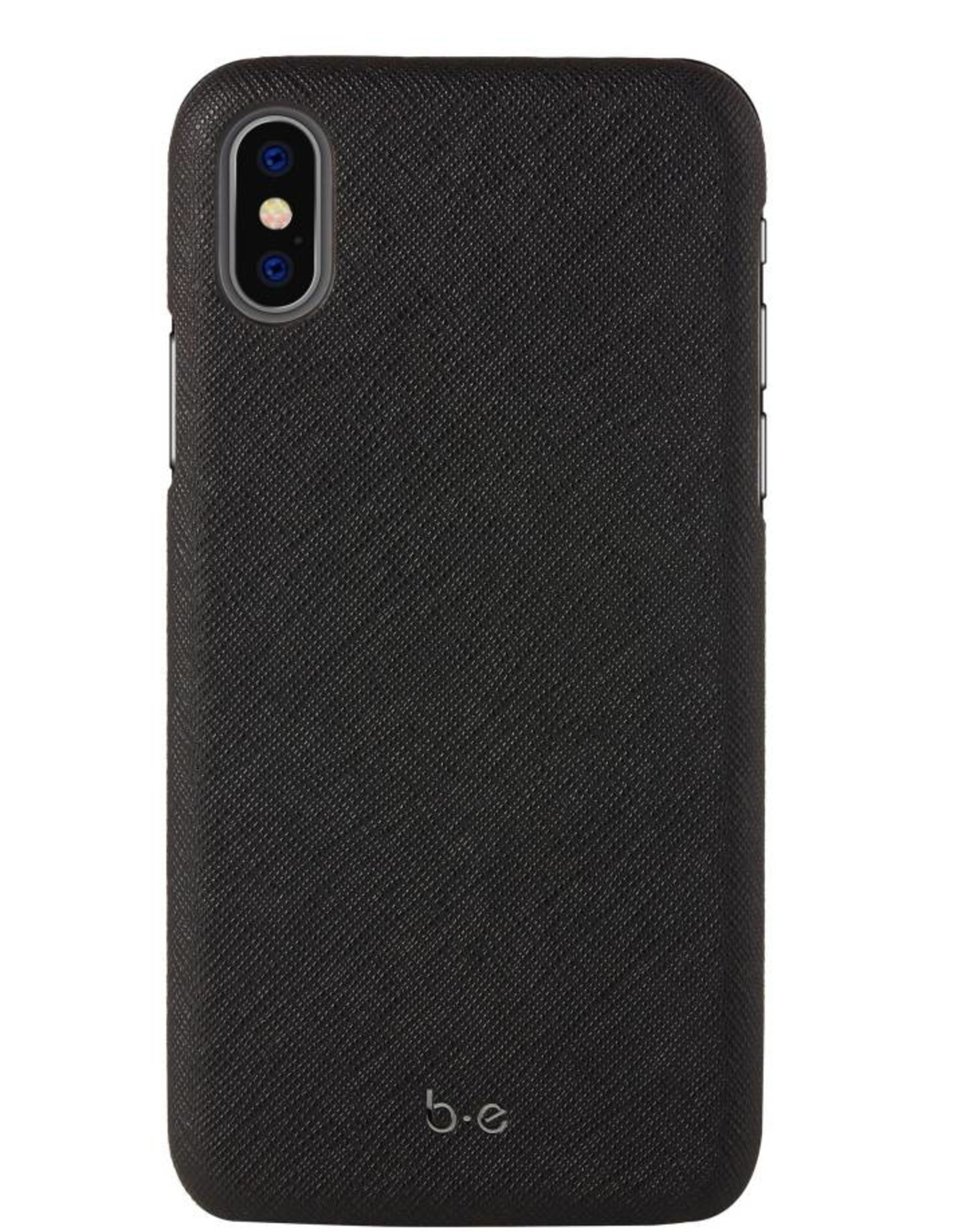Blu Element Blu Element | iPhone Xs MAX Saffiano Case Black | 120-1272