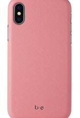 Blu Element Blu Element | iPhone X/Xs Saffiano Case Pink | 120-1271
