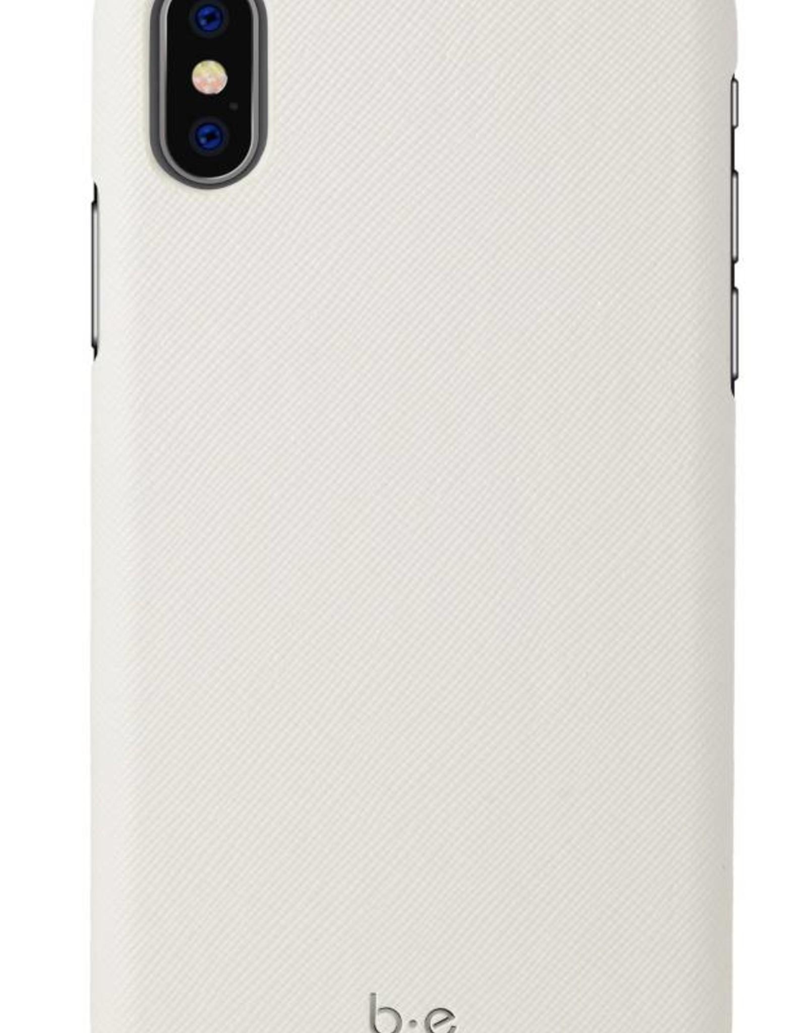Blu Element Blu Element | iPhone X/Xs Saffiano Case White | 120-1269