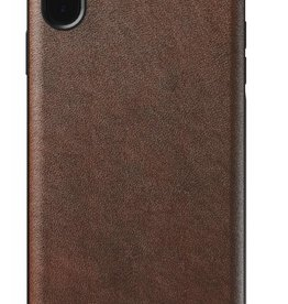 /// Nomad | iPhone Xs MAX Rugged Leather Case Rustic Brown | 120-1097