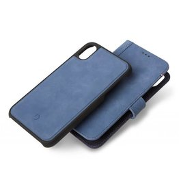 Decoded Decoded   iPhone XR Leather Case Detachable Wallet Light Blue   DC-D8IPO61DW1LB