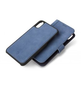 Decoded Decoded | iPhone XR Leather Case Detachable Wallet Light Blue | DC-D8IPO61DW1LB