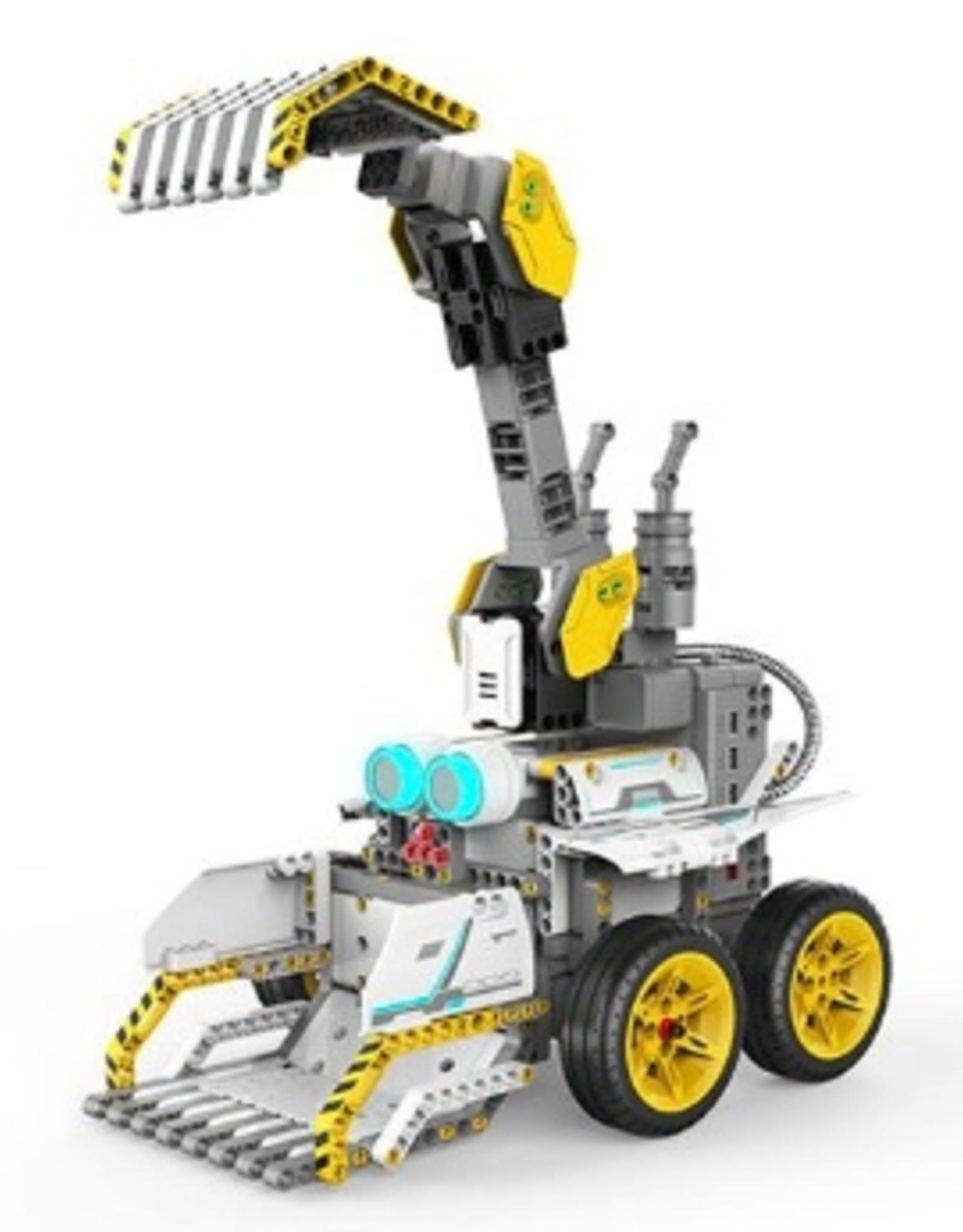 UBtech | Jimu Robot BuilderBots Series: OverDrive Kit | JRA0204