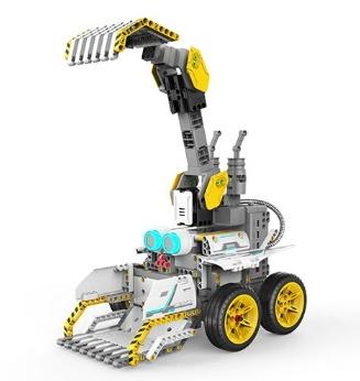 UBTech UBtech | Jimu Robot BuilderBots Series: OverDrive Kit | JRA0204