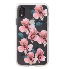Laut Sonix | iPhone XR Wireless Clear Coat Tiger Lily | SX-286-0179-0011