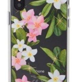 Laut Sonix | iPhone XR Wireless Clear Coat Plumeria | SX-286-0212-0111