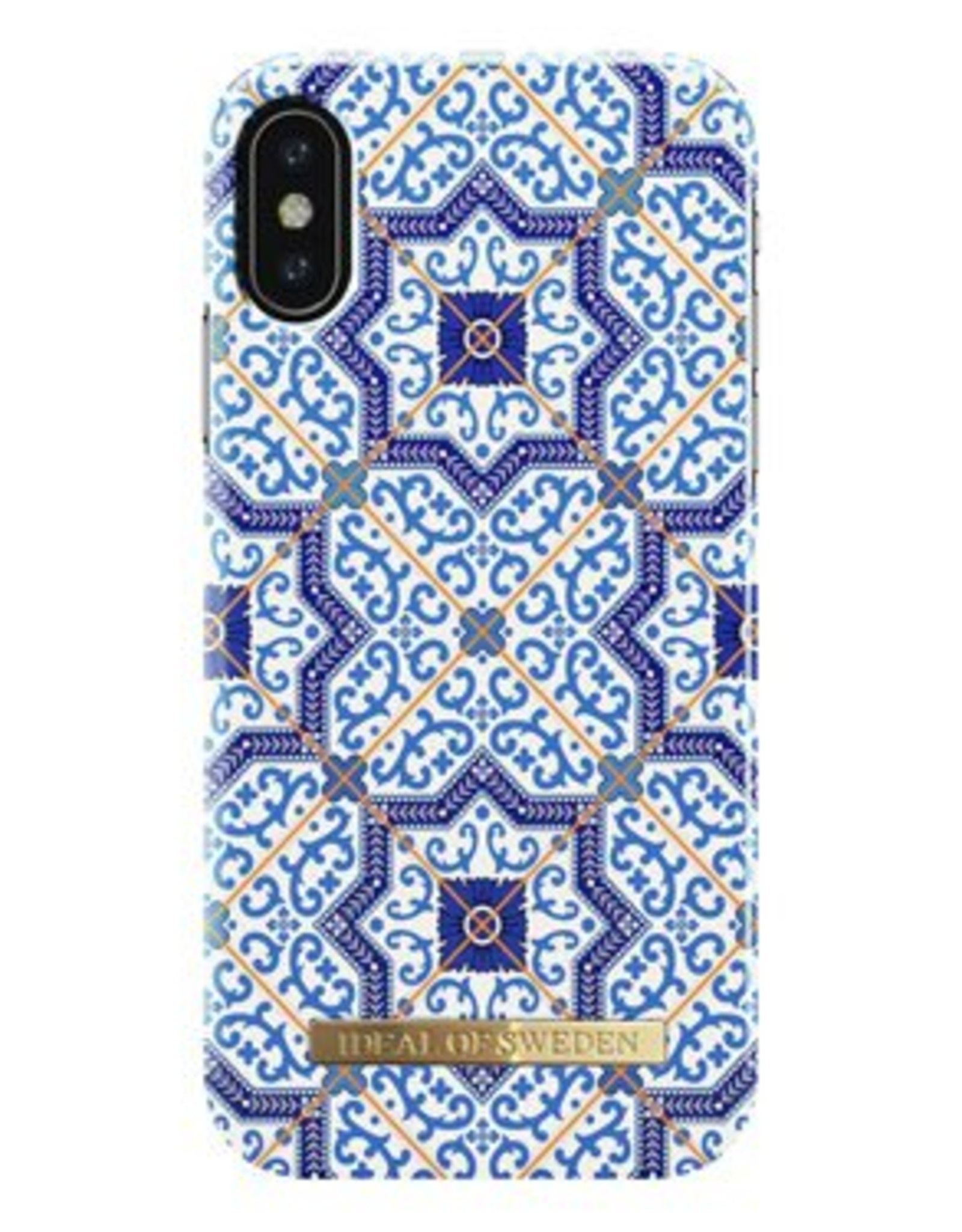 iDeal of Sweden /// Ideal of Sweden | iPhone X/Xs Marrakech Eng | C-IDFCA16-I8-23