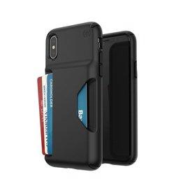 Speck Speck | iPhone X/Xs Presidio Wallet - Black | 1171371050
