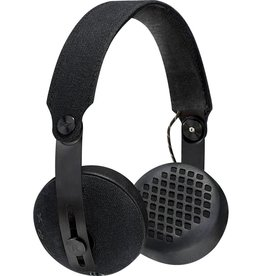 House of Marley House of Marley | Black Rise Bluetooth Over-Ear Headphones | 15-01862