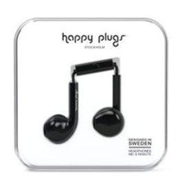 Happy Plugs Happy Plugs | Black BT Headphones | 14156VRP