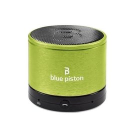 Logiix /// Logiix | Blue Piston BlueTooth Lime Speaker | LGX-10611