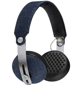 House of Marley House of Marley | Denim Rise BlueTooth headphones | 15-01863