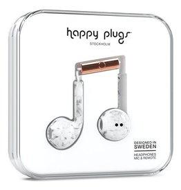 Happy Plugs Happy Plugs | White BT Unik ED headphones | 15485VRP