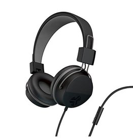 JLab Audio JLab | Audio - Neon On-Ear Headphones Black | 106-1335