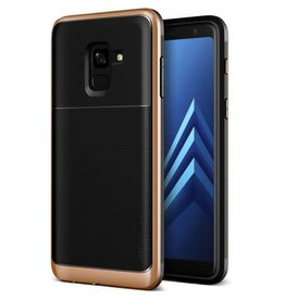 VRS Design Vrs Design | Samsung Galaxy A8 (2018) High Pro Shield Slim Case Blush Gold | 120-0319