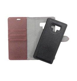 Blu Element Blu Element | Samsung Galaxy Note 9 2 in 1 Folio Case Black/Brown | 120-0653