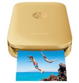 HP /// HP   Sprocket Photo Printer Gold   Z3Z94A#B1H