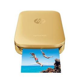 HP HP | Sprocket Photo Printer Gold | Z3Z94A#B1H
