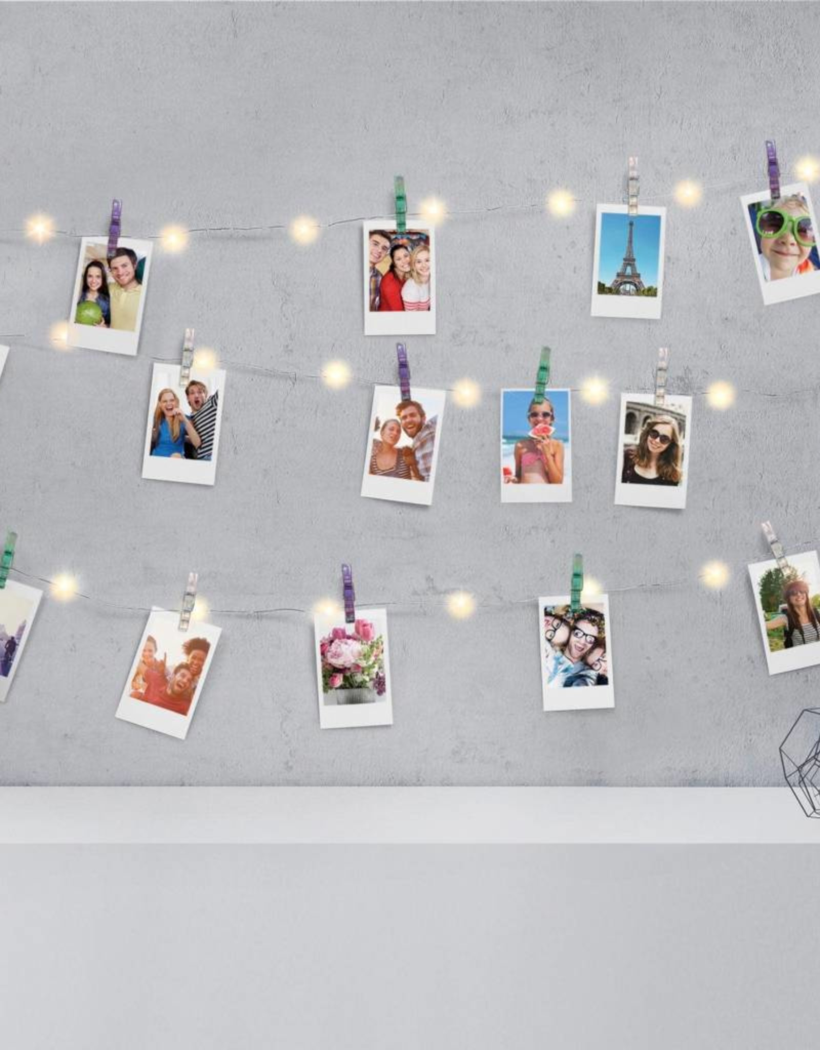 HP HP | Sprocket LED String Light Clips | 2HS29A