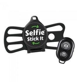 /// Selfie Stick It | Handsfree Universal Smartphone Mount Black | 115-1710