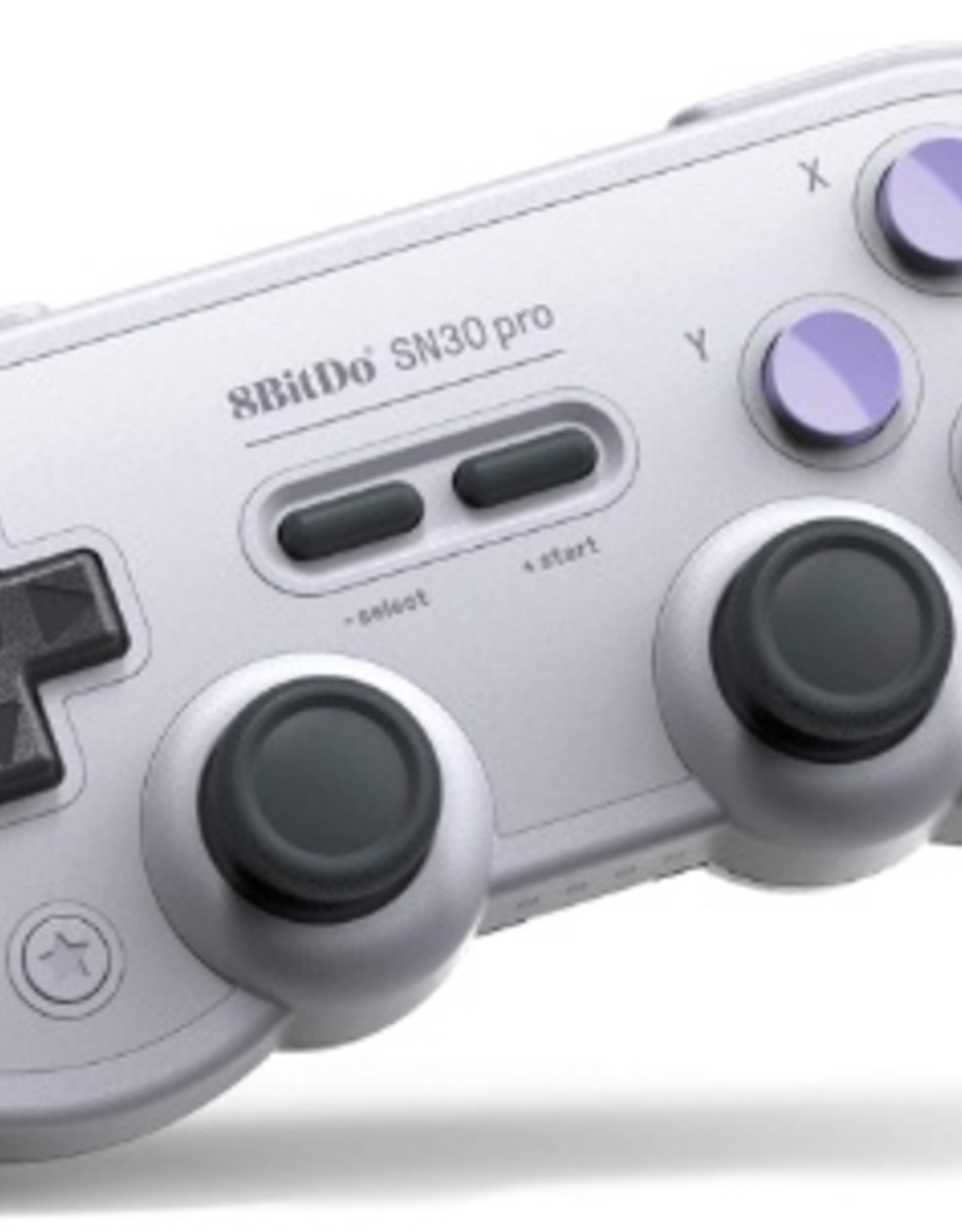 8BitDo | SN30 Pro Bluetooth GamePad (SN Edition) | 15-03919