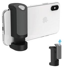 Just Mobile Just Mobile   ShutterGrip Black   115-1676