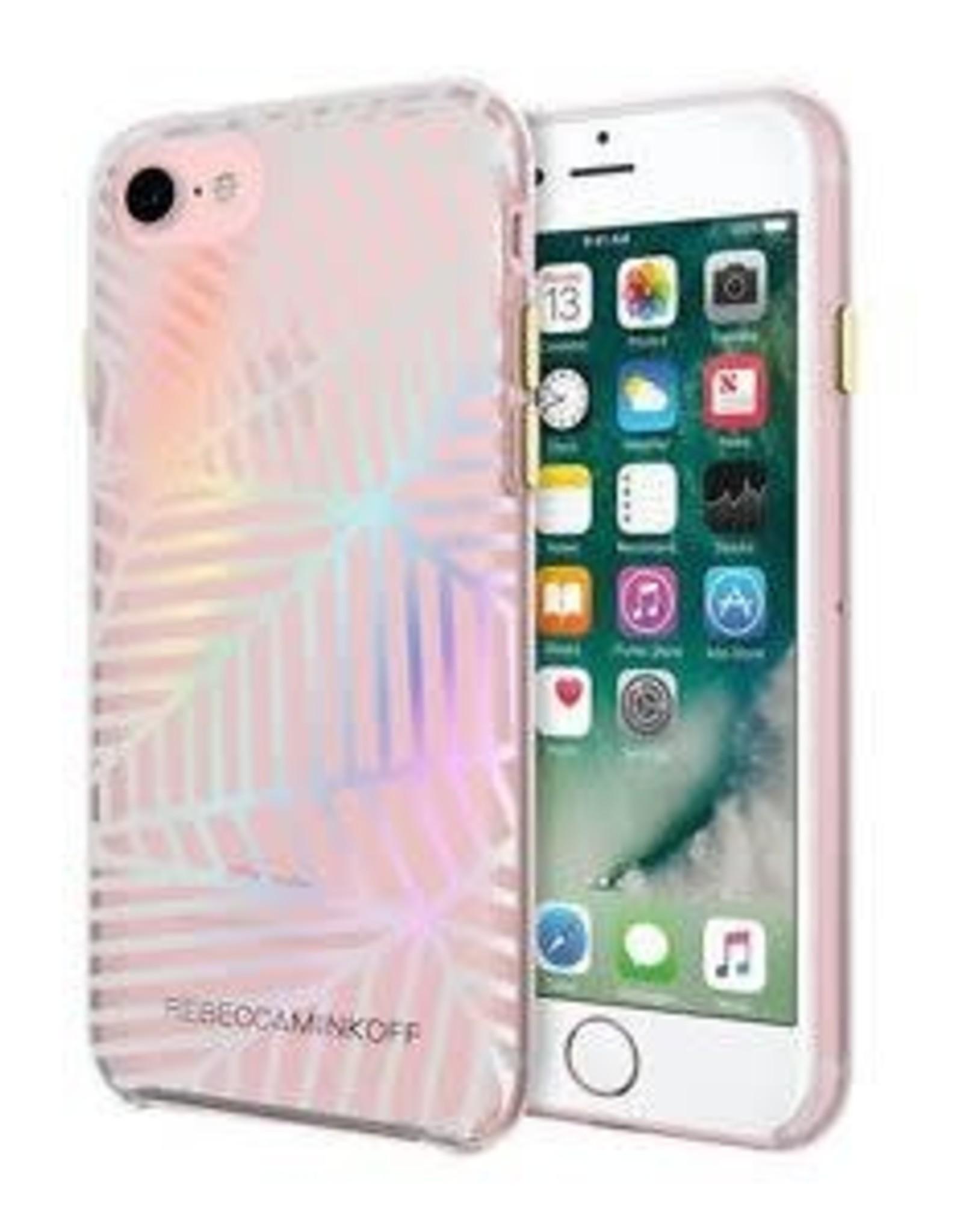XXX Rebecca Minkoff | iPhone 8/7/6/6s Holographic Geometric | RMIPH-002-GHCL