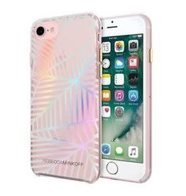 XXX Rebecca Minkoff | iPhone 8/7/6/6s Holographic Geometric | RMIPH-002-GHCL