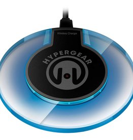 /// HyperGear | Black/Grey UFO 5W Wireless Charging Pad | 15-02566