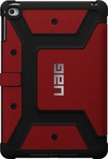 UAG /// UAG | iPad Mini 4/5 Metropolis Red Folio Case | 15-00174