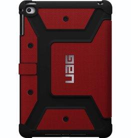 UAG /// UAG   iPad Mini 4 Metropolis Red Folio Case   15-00174