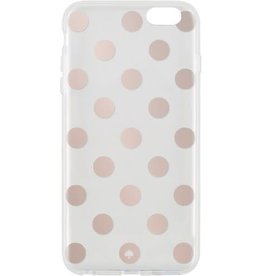 /// Kate Spade New York | iPhone 6/6s+ Rose Gold/Clear | KSIPH-015-LPRGCL