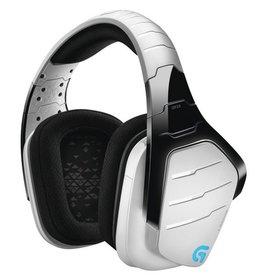 Logitech Logitech | G933 On-Ear Wireless Gaming Headphones - White | 981-000620