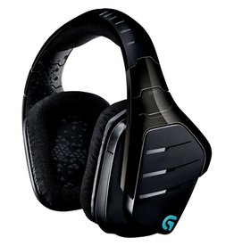 Logitech Logitech   G933 Wireless Gaming Headset - Black   981-000585