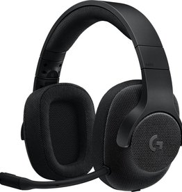 Logitech Logitech | G433 Wired Gaming Headset with Microphone - Black | 981-000708