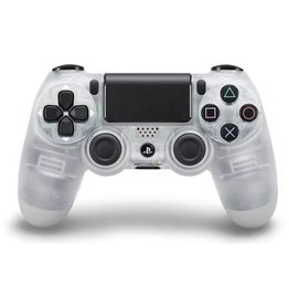 Sony PlayStation 4 DualShock 4 Wireless Controller - Crystal   3002340
