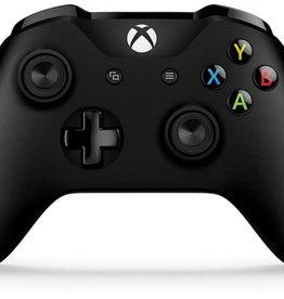 Microsoft Microsoft | XBOX ONE WIRELESS CONTROLLER - BLUETOOTH - CRETE BLACK (REFRESH) 6CL-00005