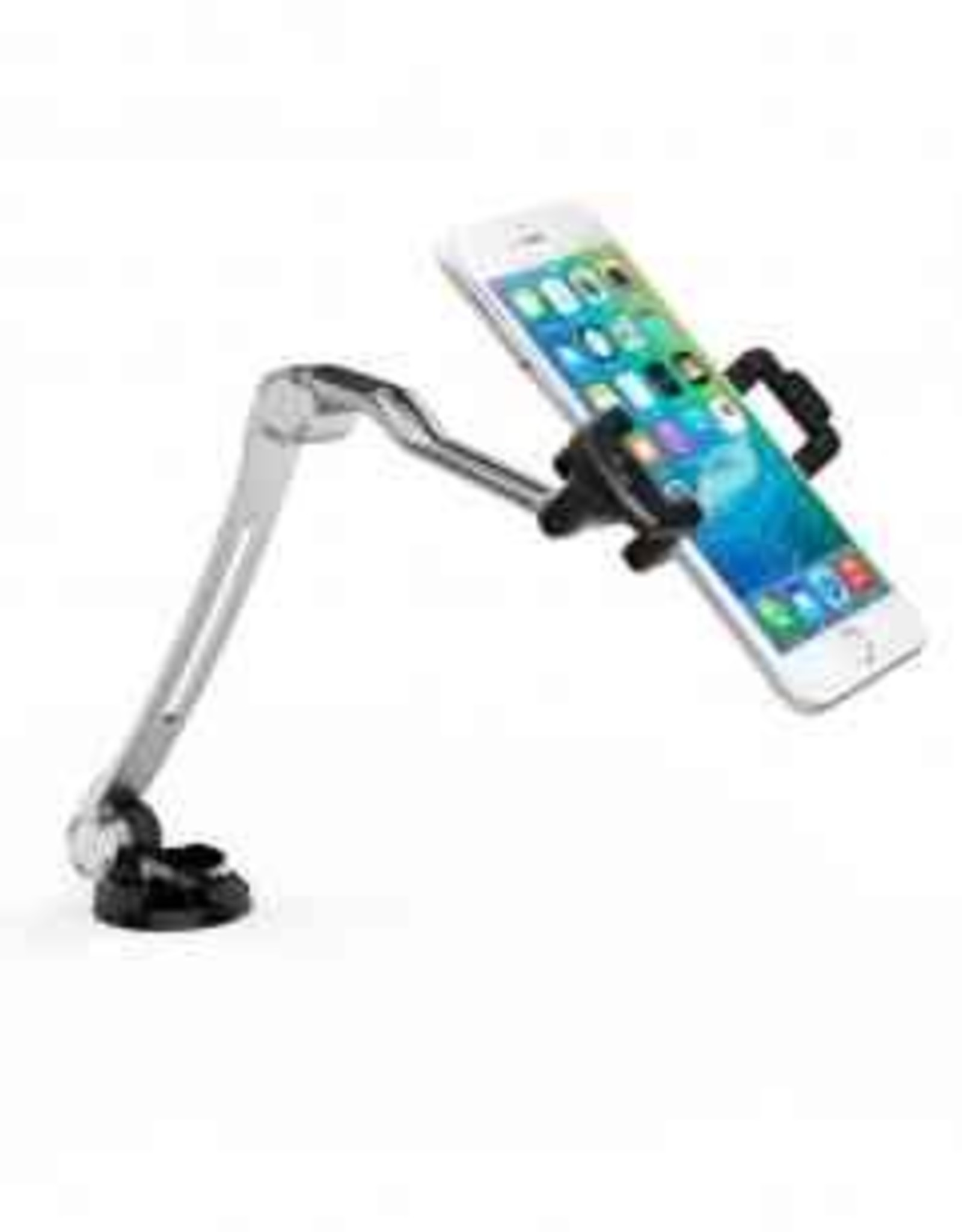 CTA Digital Compact Folding Mount for Smartphones with Suction Base CTA-SM-CFA