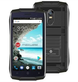 Maxwest | Ranger R5 Rugged Phone Black | MWRANGERR5BK