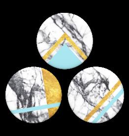 Popsockets PopSockets | PopMini White Marble Glam | 115-1854