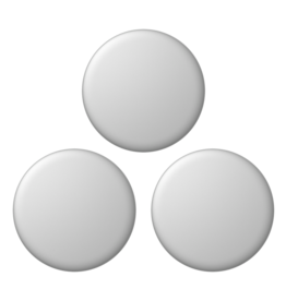 Popsockets PopSockets | PopMini Aluminum Silver | 115-1849