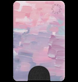 Popsockets PopSockets | PopWallet Faded Pink | 115-1857